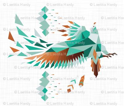 Turkoise Eagle