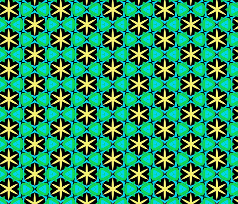 stars & bows fabric by mamastone on Spoonflower - custom fabric
