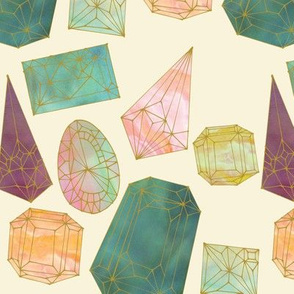Opalescent Gemstones