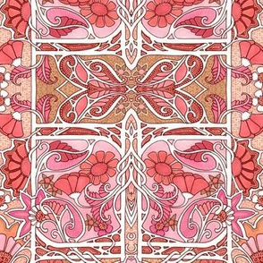 Bleeding Heart Nouveau