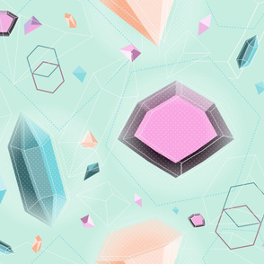 Crystal Fragmentation