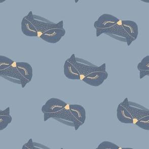 Owl sleep masks