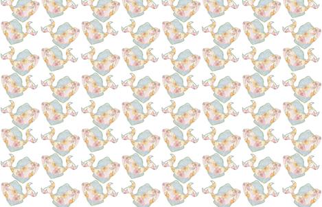hawaii fish  fabric by ishkabibbles on Spoonflower - custom fabric