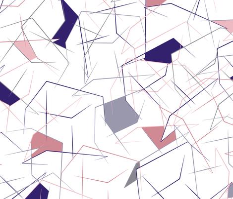 Fragmentation-01 fabric by juniperr on Spoonflower - custom fabric