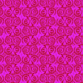 Graffiti Spirals-A