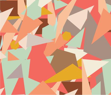 LargeScaleFragmentation-01 fabric by alanajelinek on Spoonflower - custom fabric