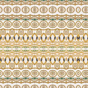 Klimt-  Bronze Freize
