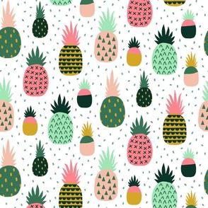 Pineapple color fun (large)