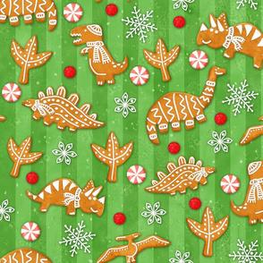 Gingerbread Dinos