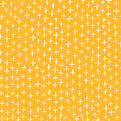 Cross Stitch - HoneyYellow