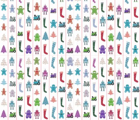 niner-ed-ch-ed fabric by seska_ on Spoonflower - custom fabric