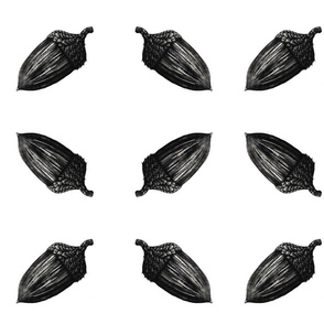Acorn Print Design