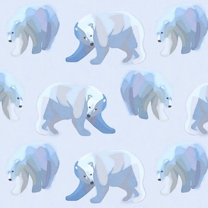 Glacier Bears [Medium Scale]