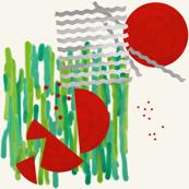 Things fall apart: fragmentation by Su_G