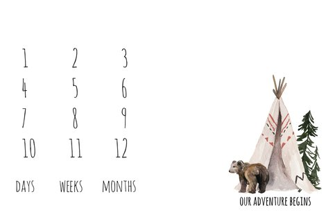 Blank_woodland_adventure_baby_milestone_shop_preview