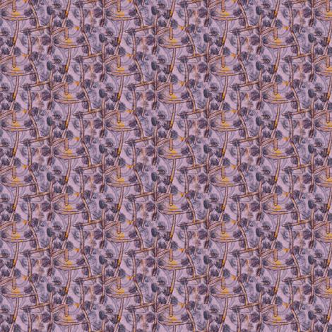 lunar pull fabric by fiberdesign on Spoonflower - custom fabric
