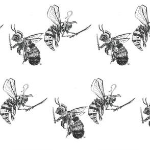 Wasp v. Bee