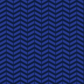 Chevron Herringbone Royal