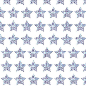 Star pattern No. 1