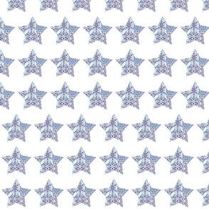 Star pattern No. 1