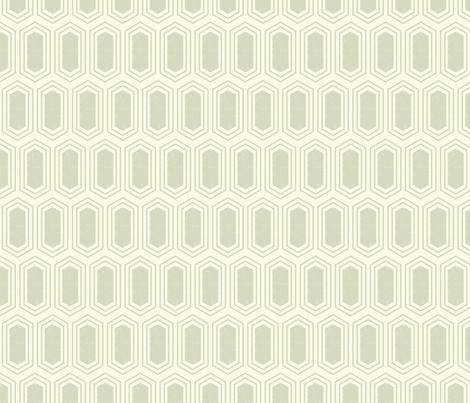 Elongated Hexagon Geometric Pattern (Fill Dark on Light Neutral Grey) fabric by kristykate on Spoonflower - custom fabric