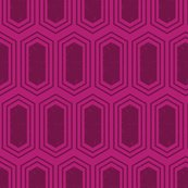 Elongatedhexagongeometricpattern-filldeepredonmagenta-12cm150dpi_shop_thumb