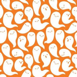 Friendly Ghosts (Orange)