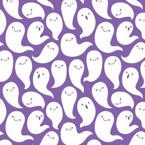 Friendly Ghosts (Purple)
