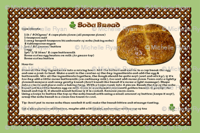 Madeleine's Soda bread Recipe