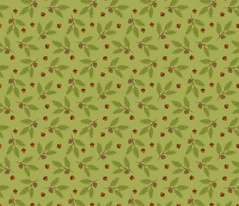 CrispFallAir_04 fabric by nikijin on Spoonflower - custom fabric