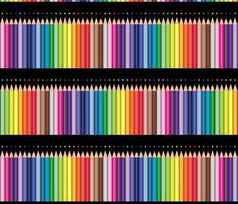 Rcolored-pencils-polka-dots-parallel-black_shop_preview