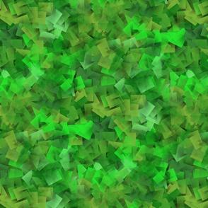 green cubism