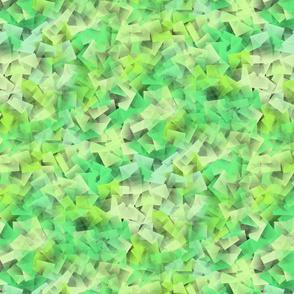 light green cubism
