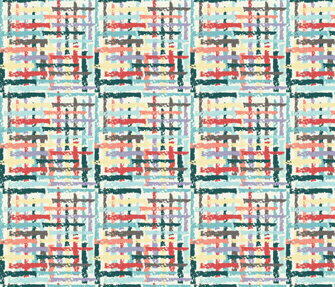 Playground Stripes fabric by pagetfink on Spoonflower - custom fabric