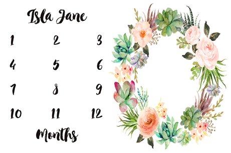 Rrisla_jane_personalized_succulent_floral_baby_milestone_shop_preview