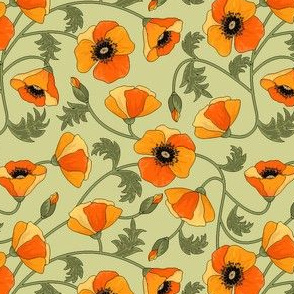 poppies_yellow