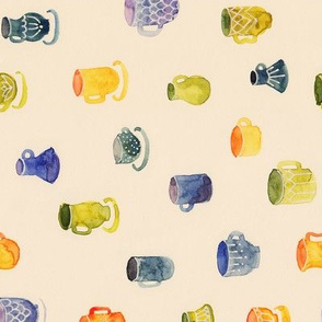 Favorite Mugs, Rotated