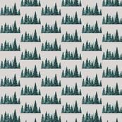Misty Pines - Storm Cloud