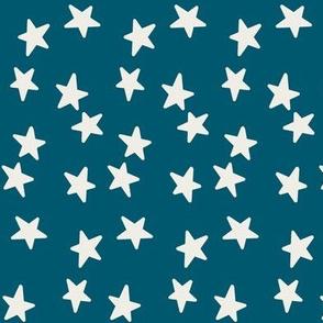 Stars - Off White & Denim