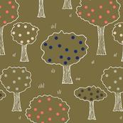 Modern Fruit Trees