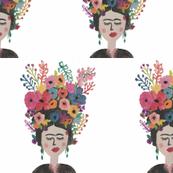 Frida Floral #1