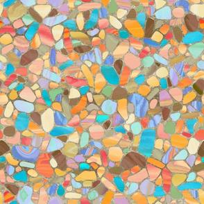 mood stone mosaic