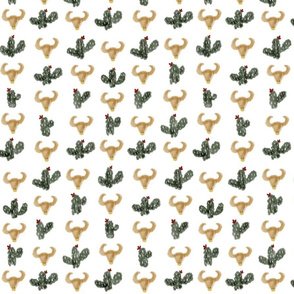 Cactus Longhorns