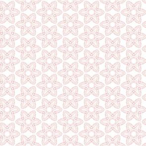 Pink Starfish repeat