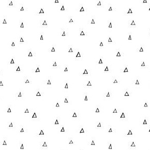 tiny triangles