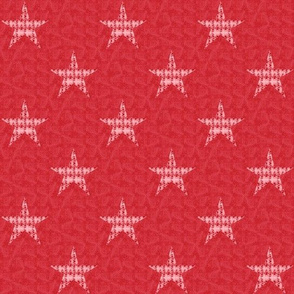 Crimson stars