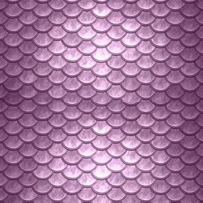 PINK METALLIC SCALES