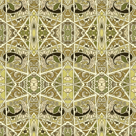 As 1919 Became the Roaring Twenties fabric by edsel2084 on Spoonflower - custom fabric