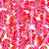 Reddish Foliage