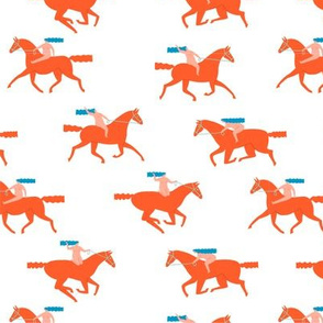 Naked derby